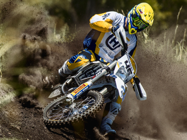 Husqvarna Enduro Team Launch