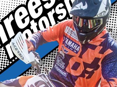 Three Six Motorsports 2016 Rider Posters