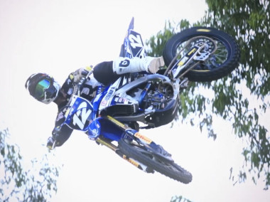 Serco Yamaha MX Team Launch