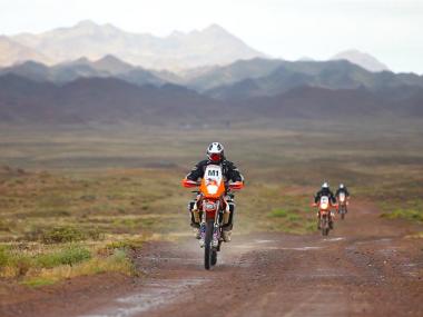Motonomad II: Riders of the Steppe