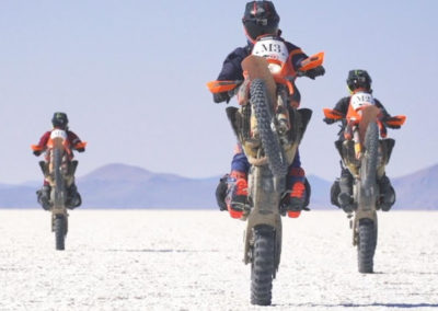 Motonomad III: Riders of the Andes